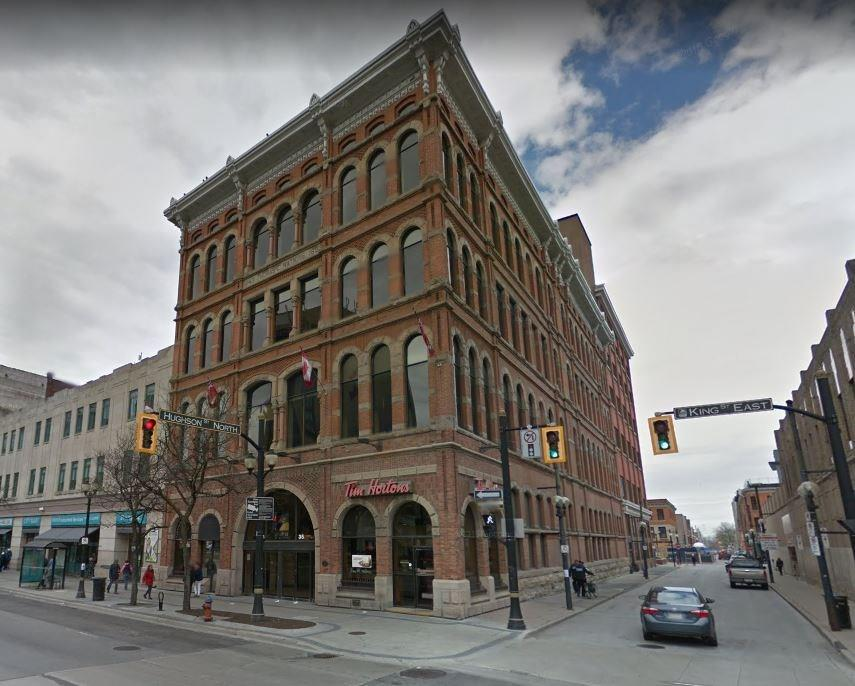 Exterior of 35 King Street East